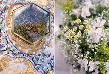Wedding Decoration - Details / Wedding Decor - Astonishing tables and tiny details.
