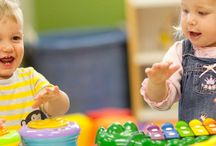 Toddler Program / Our Toddler Program encourages your child's natural curiosity in a fun and active learning environment.