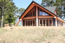 Log & Beam Homes
