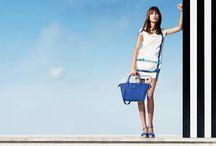 Longchamp Spring Summer 2015 Campaign