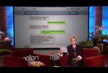 Ellen Degenerous!