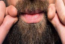 beard and stache