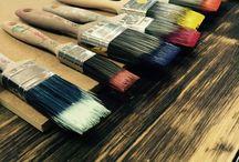 Pinturas / Distribuidores oficiales de papeles pintados y de pinturas The Little Greene, servicio en 48H.