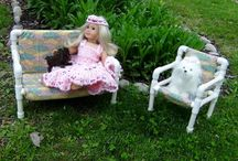 Baby doll crafts
