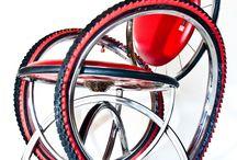 reciclaje de bicis y partes de autos