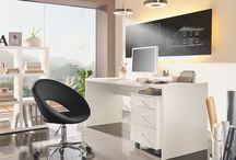 Dan v pisarni / Kako učinkovito opremiti vašo pisarno...