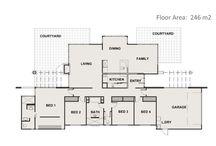 Floor plans 200m2 - 250m2