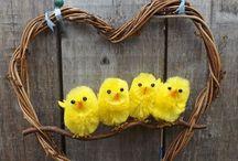 Deko Wielkanoc