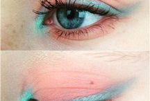 makeup ☝