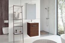 QUBO PLUS - Efektywność i Przestronność. / Qubo Plus to kolekcja charakteryzująca się efektownym i oszczędnym wzornictwem, a także obszernym wnętrzem. Seria stworzona z myślą o małych łazienkach, z zachowaniem stylu i elegancji.