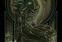 Obcy ( alien )