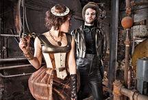 Decor: Steampunk  / by Grim Rowntree Cauldron Craft Oddities