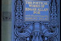 Edmund Dulac - The Poetical Works of E.A. Poe - 1912