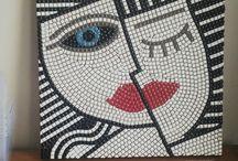 Mosaicos.