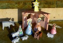Christmas - nativity / by gayla aitken