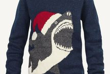 Xmas Sweaters / The uglier, the better