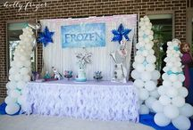 Frozen Birthday Party / by Amy Francis