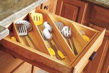 Utensils drawer