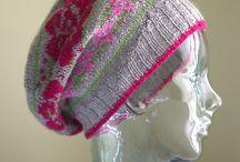 Tricot bonnet et gants