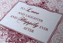 Happily Ever After / by Lauren Worthy