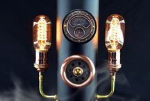 steampunk lights