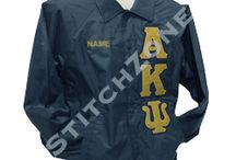 Alpha Kappa Psi Fraternity / Sweatshirts, Zip ups, stoles and so much more