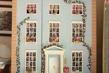 Maison de poupée / Création personnelle