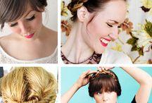 Hair and Makeup Ideas / by Katrina H