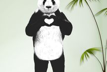 Panda Love / If you love pandas here are some fun ways to show it!