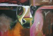 Art. painted by Niek Alofs