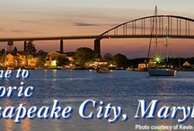 Let's go to Chesapeake City, MD again! / by Karen Nelson