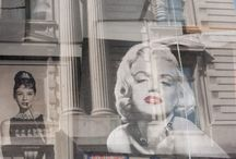 MARiLyn & AUdrEY / Marilyn Monroe-the sexy & Audrey Hepburn-the classy / by Melissa Torres