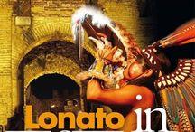 Lonato in Festival / Festival internazionale di artisti di strada, circo e teatro. Dal 4 al 7 agosto 2016 alla Rocca di Lonato del Garda