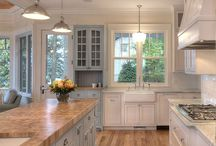 Kitchen redo / by Michelle Stapley