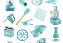 Turquoise kitchen supplies / Kitchen Supplies