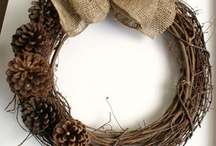 Wreaths / by Holly Maus