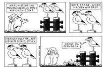 Deutsch - Witz und Comics