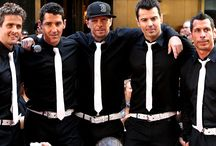 NKOTB / by Jessica Wallace