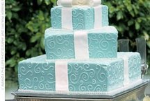 WEDDINGS... Tiffany Blue / by SIMPLE WISHES - Cindy Norman