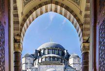 Mosques - camiler - مساجد