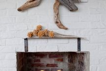 For the home | Fireplace / by Fee @ kinky-cherries.com