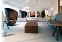 CasperSchwarz Architects portfolio / Interior designs by CasperSchwarz Architects NL