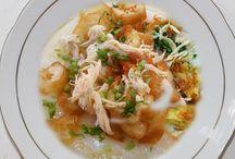 RESEP NASI / Kumpulan berbagai macam resep nasi dari berbagai daerah nusantara yang terkenal lezat dan pulen.