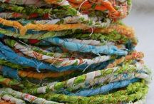 Yarn and Fiber / Garne und Fasern