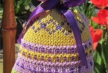 Knitted Accessories / Other wonderful knitted items.