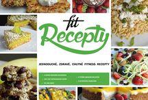 Knihy Fit Recepty