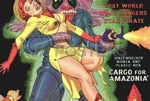 Vintage Comics  Novels  Magazines / Vintage Comics  Novels  Magazines
