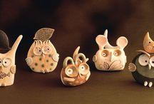 Animali ceramica