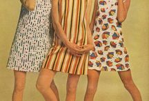 60s and 70s fashion