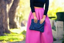 Looks we love... / Stylish ladies in beautiful outfits that we love!